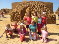 Zandsculpturenfestival